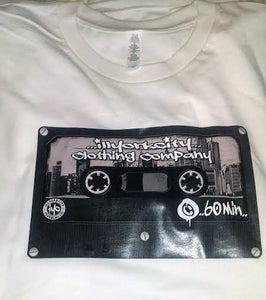 Image of 90's mixtape teeshirt