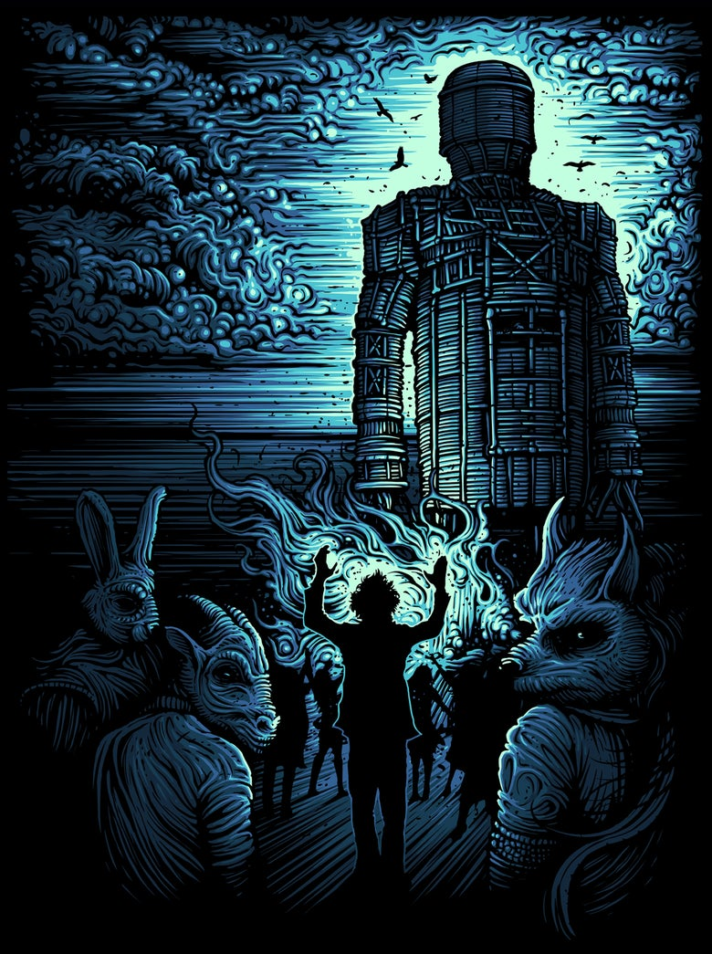 Image of The Wickerman - Variant 2