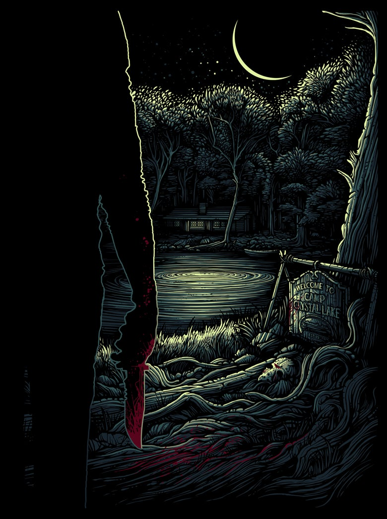 Image of Friday the 13th - Variant