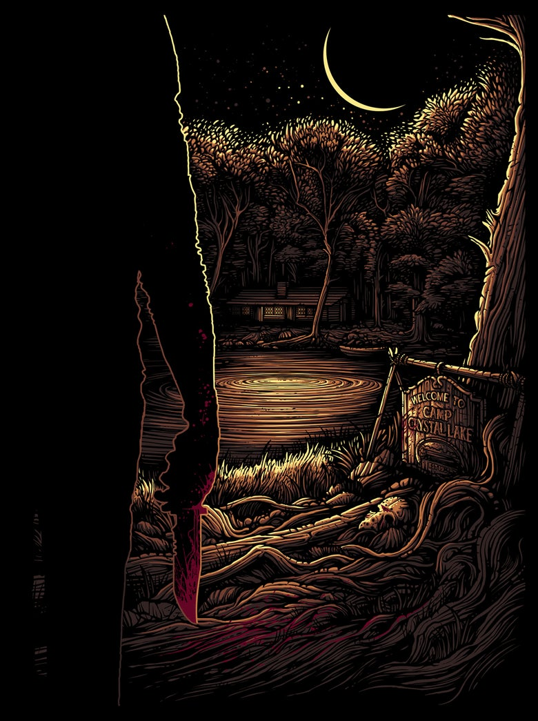Image of Friday the 13th - Variant 2