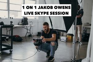 Image of 1 ON 1 LIVE JAKOB OWENS SKYPE SESSION