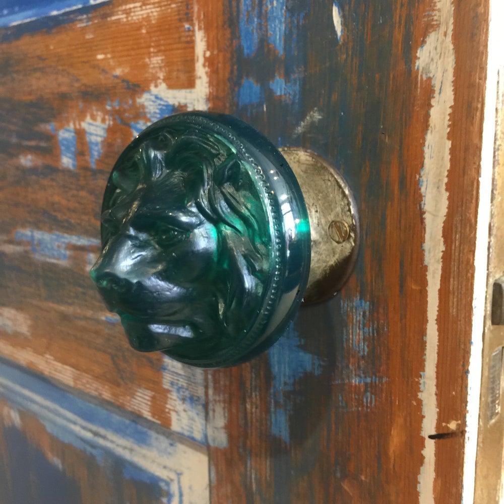 Image of Kreuzinger's Lion Door Knob