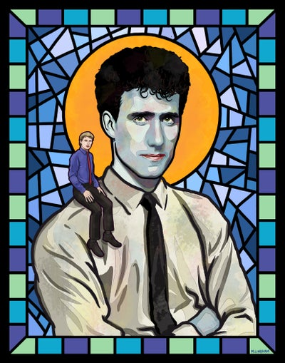 Image of Saint Andy McCluskey (OMD)