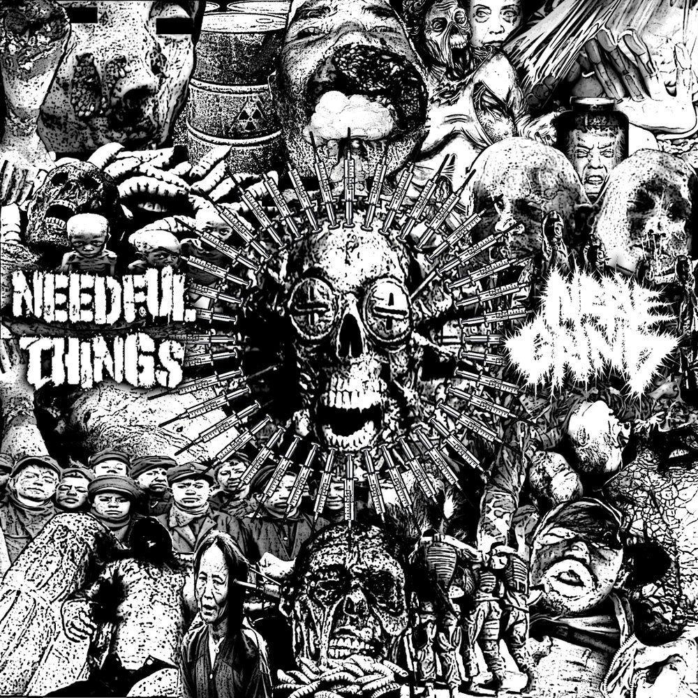 Image of NEEDFUL THINGS SPLIT 7""