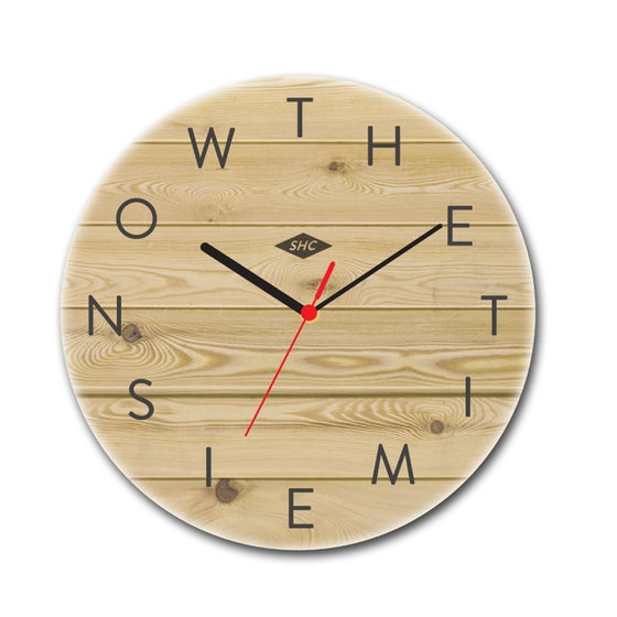 Image of WALL CLOCK