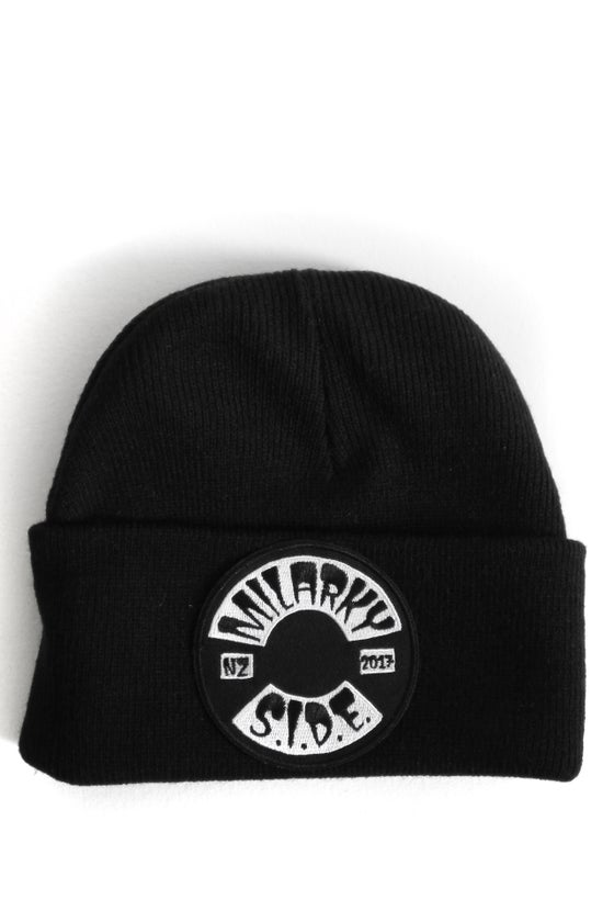 Image of ..BEANIE FOLDED