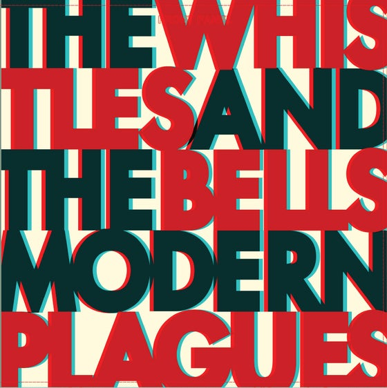 Image of Modern Plagues -150 g Vinyl (download card included)