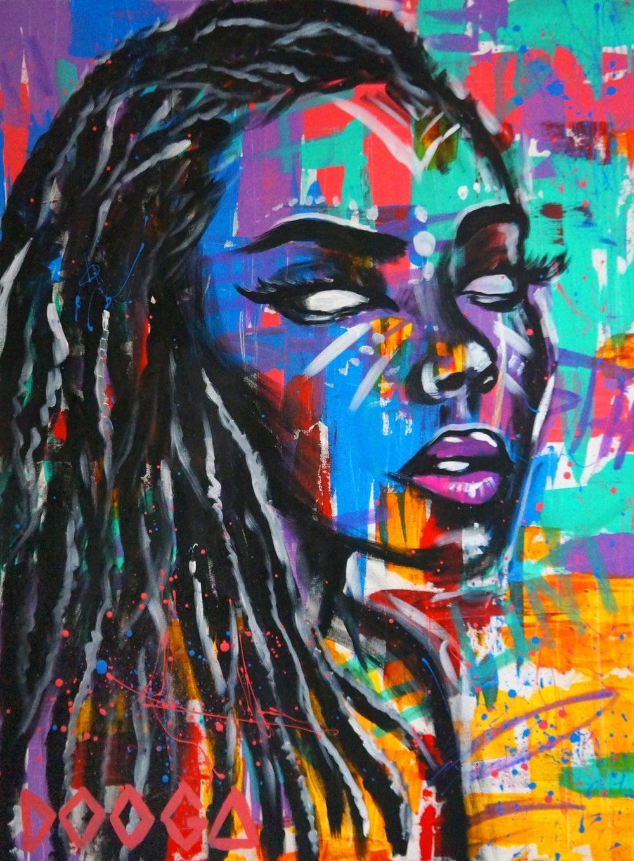 Image of Manifestation of Culture 2 Girl