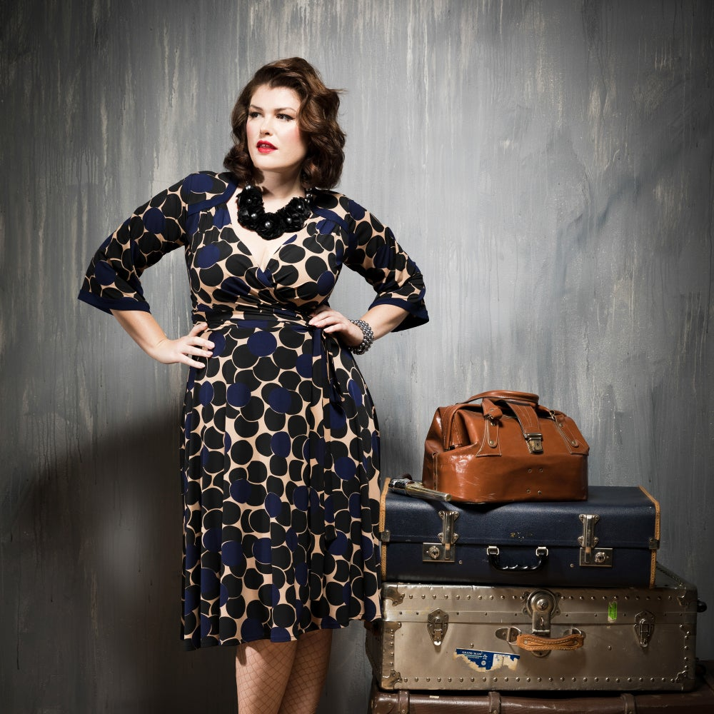 Image of KISS ME DEADLY FROCK