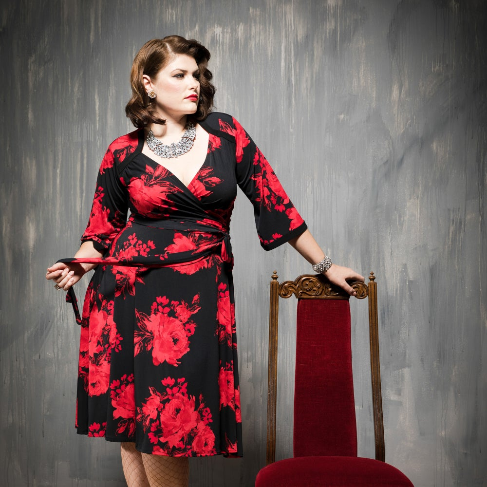 Image of KISS ME DEADLY FROCK 2
