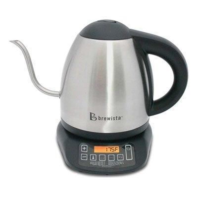 Image of brewista smart pour digital kettle 1.2lt