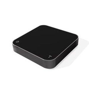 Image of acaia scale black / white
