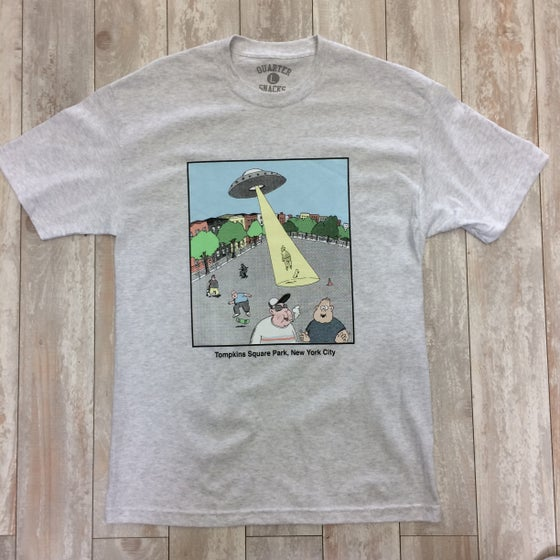 Image of QUARTERSNACKS ABDUCTION T