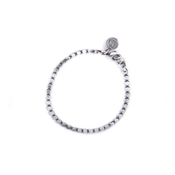 Image of Bracelet OLOF plaqué argent