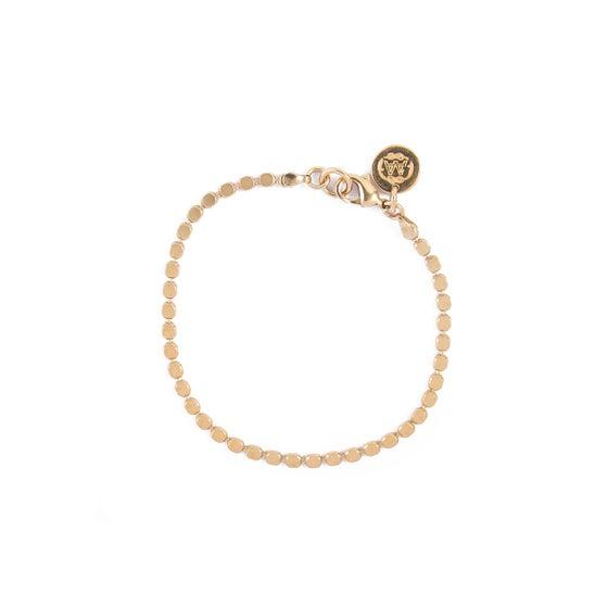 Image of Bracelet OLOF plaqué or