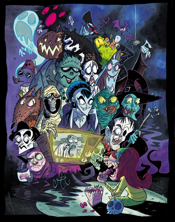 Image of Tales From The Television Scream!