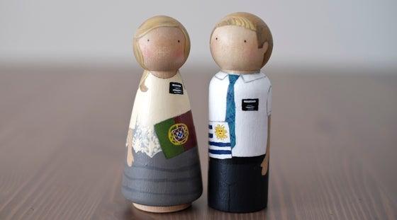 Image of Custom Couple