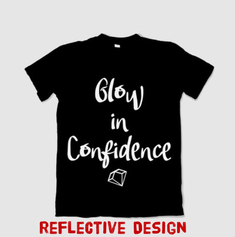 Image of Glow in Confidence (Reflective)