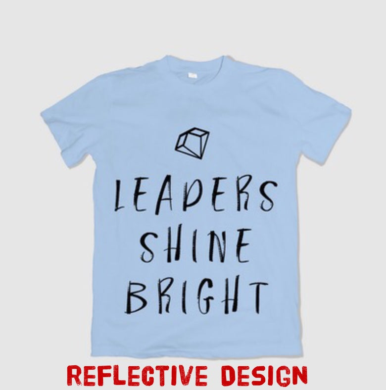 Image of Leaders Shine Bright (Reflective)