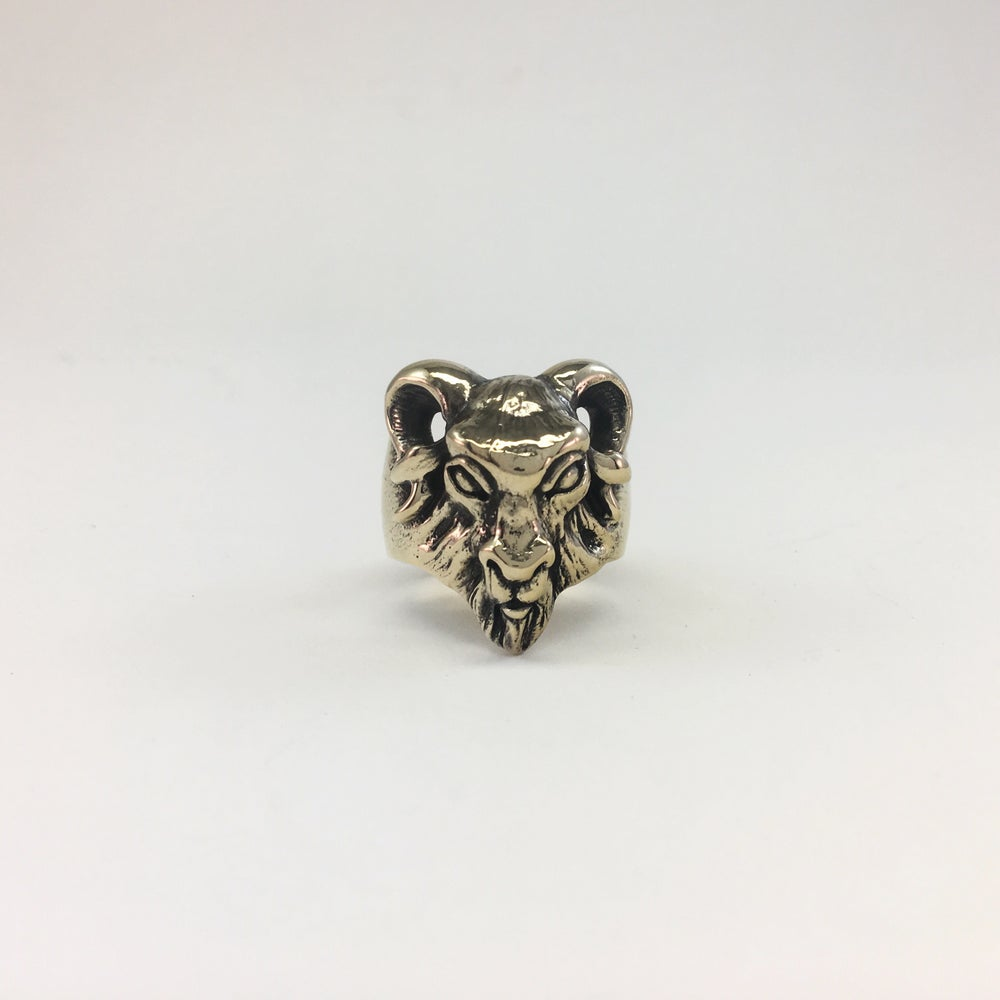 Image of THE BEAST RING