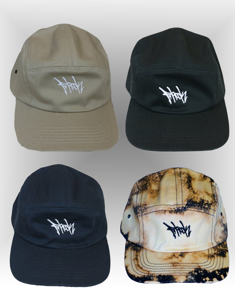Image of F-Rock Hand Tag Camper Hats
