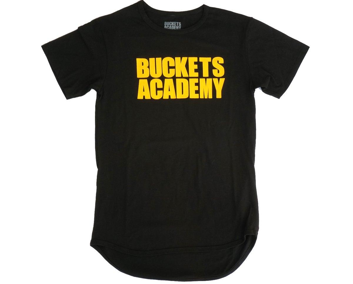 Image of BUCKETS ACADEMY™ KING CUT-SHIRT