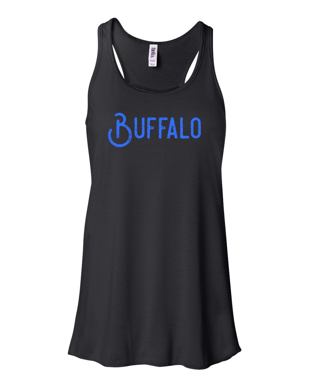 "Image of ""Buffalo"" Ladies Tank - Black"