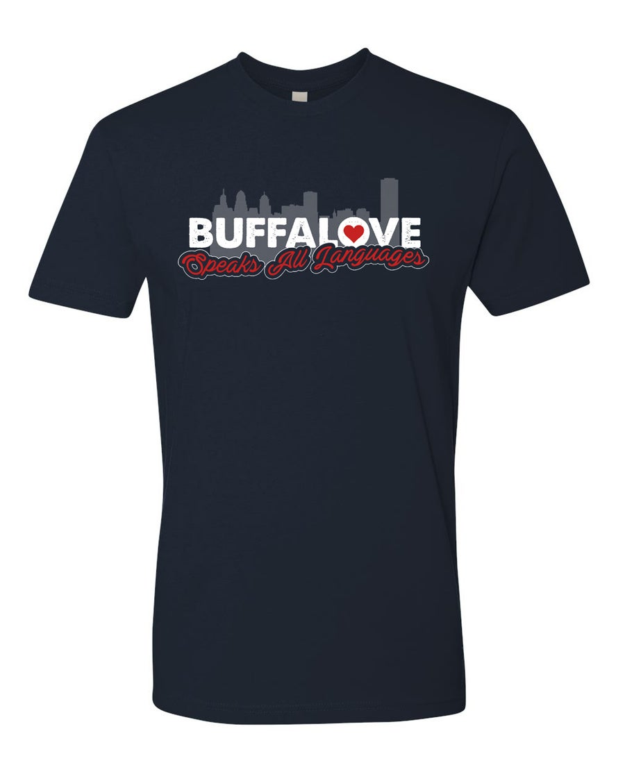 Image of BuffaLove Speaks All Languages