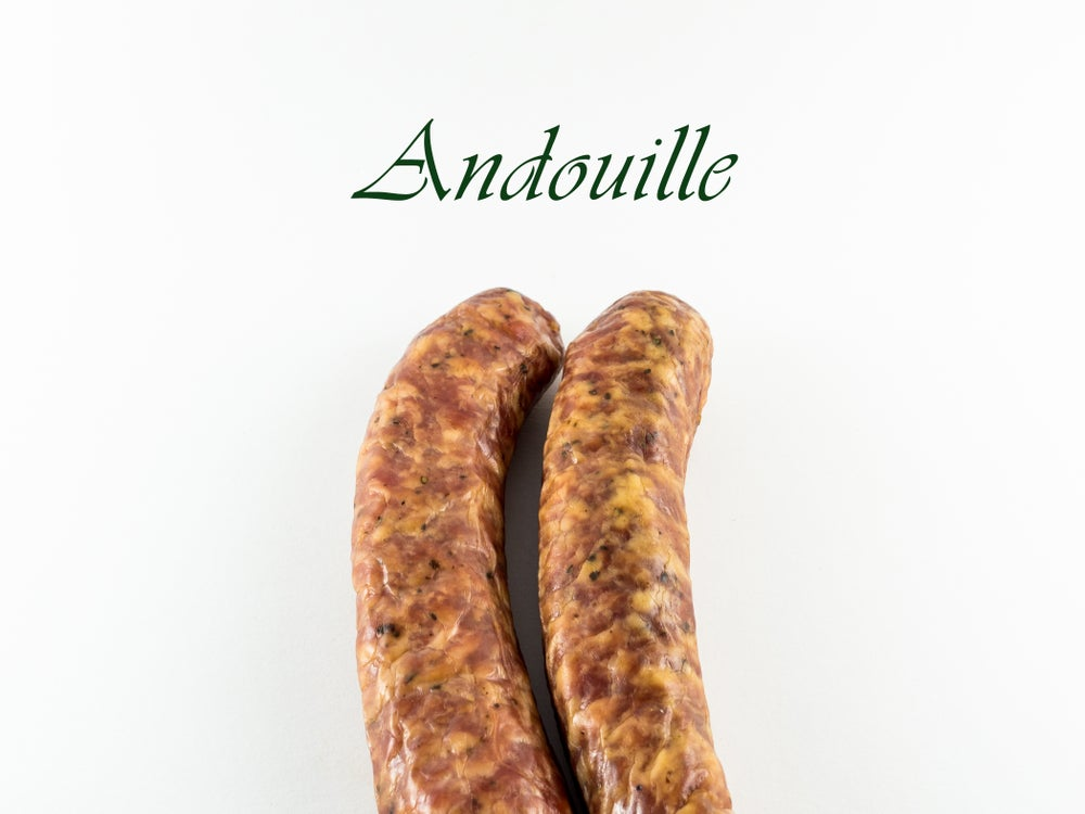 Image of Andouille per 100g