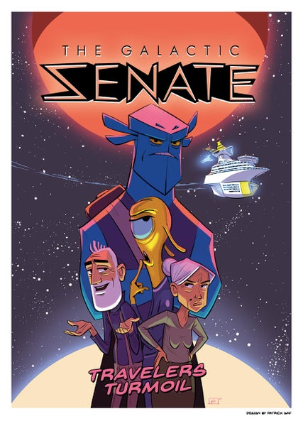 Image of Cover Issue #1 A3