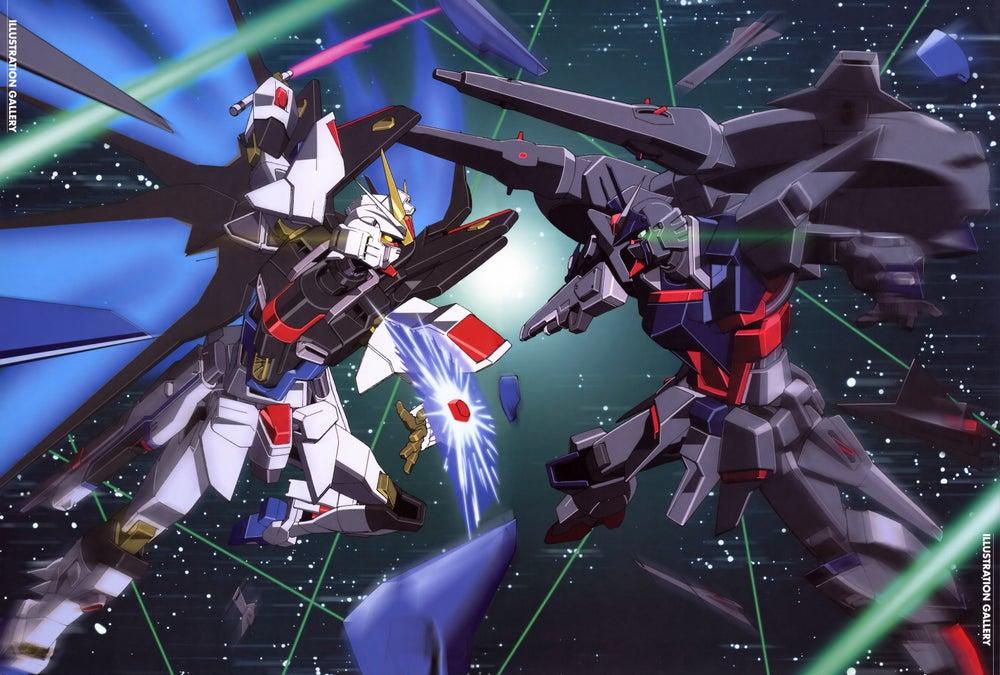 Image of Gundam Seed Destiny Remastered Free Download