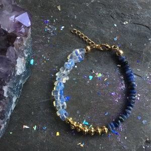 Image of Wish Bracelet - Sodalite
