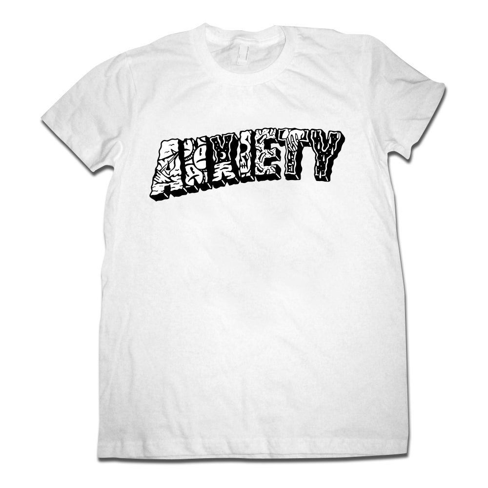 Image of ANXIETY T-SHIRT