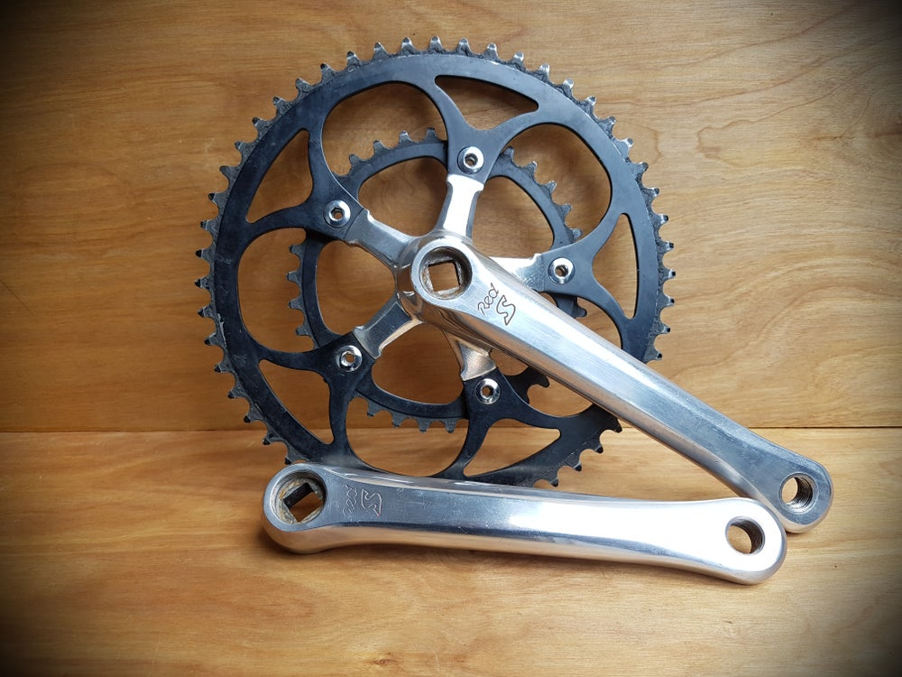 Image of Takagi Red S Double/Triple Chainset