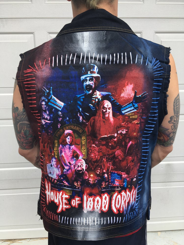 Image of House of 1000 Corpses Vest