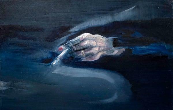 Image of Painting / maleri / 55x35 cm