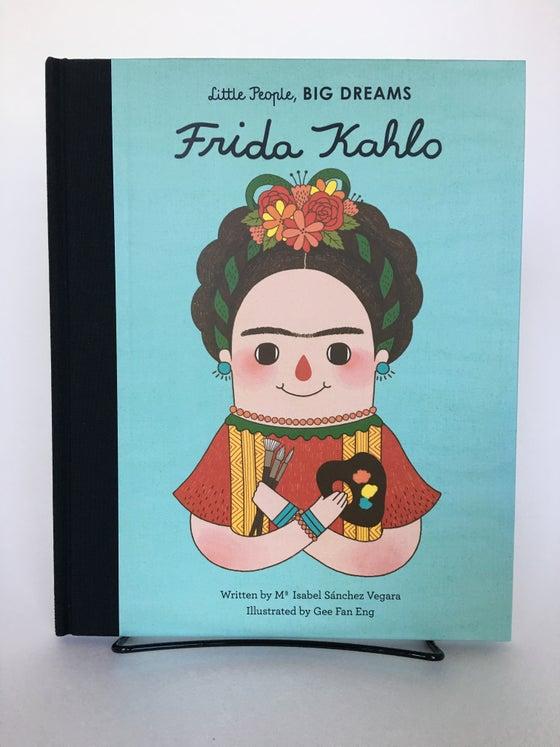 Image of Frida Kahlo