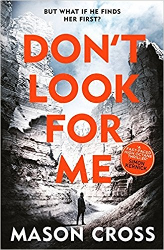 Image of Don't Look For Me - UK trade paperback signed by the author