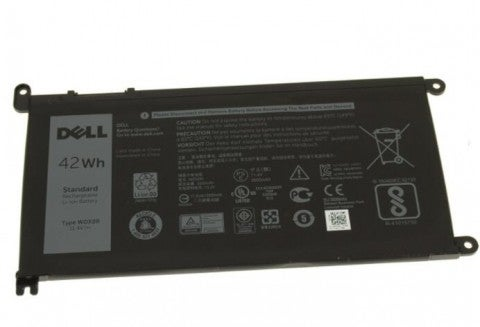 Image of Original Dell WDX0R Battery,£54.99,Genuine Dell Battery,Dell 3CRH3, WDX0R 11.4V 3500mAh original