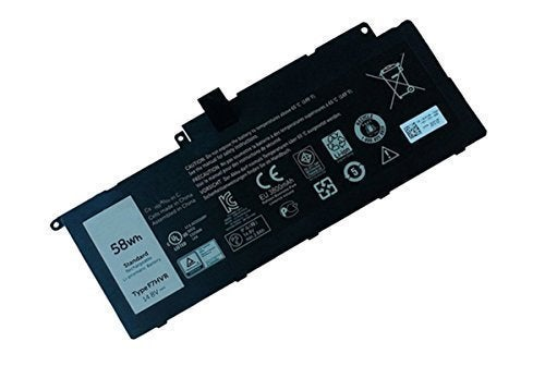 Image of Brand New,Original Dell F7HVR Battery,£39.99,Genuine Dell F7HVR Battery,Dell F7HVR Laptop Battery