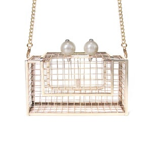 Image of PEARL CAGE |  Clutch | $345USD