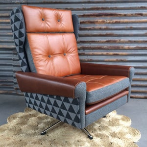 Image of Salamanca Danish Wingback