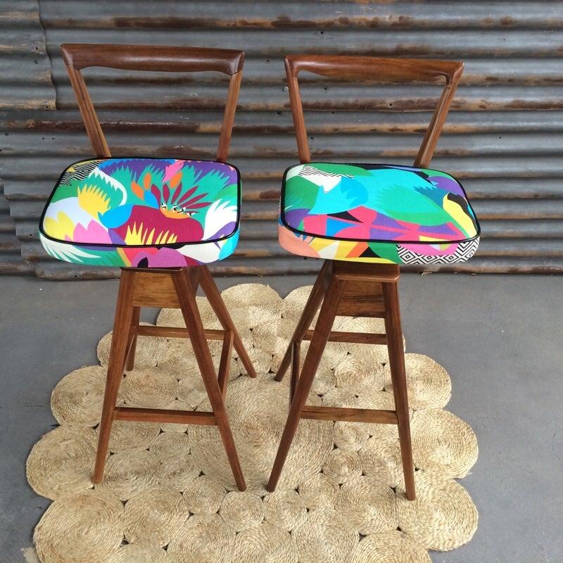 Image of Original Tropicalia TH Brown stools