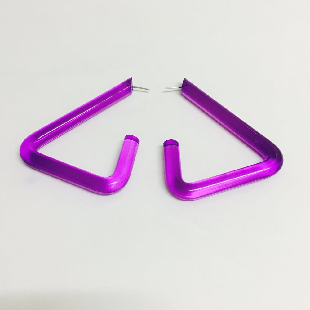 Image of Shapeshifter XL Earrings #2