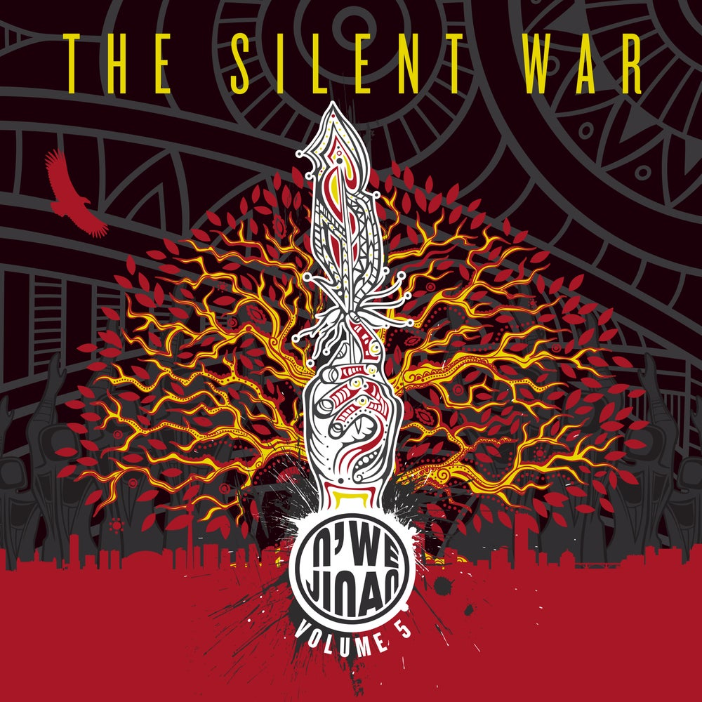 Image of N'we Jinan The Silent War Volume 5 CD