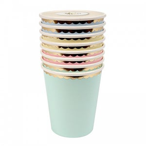Image of Pastel Party Cups