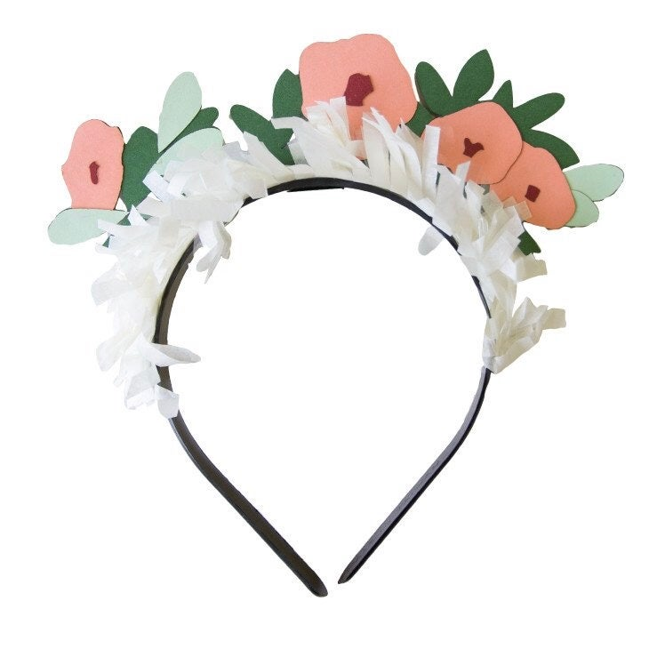 Image of Floral Headband