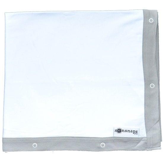 """Image of Sunsnapz Baby Blanket """"STONE"""""""