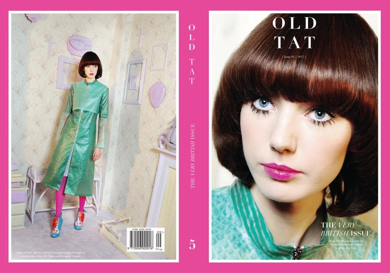 Image of Issue 05 The Very British Issue OPTION 1