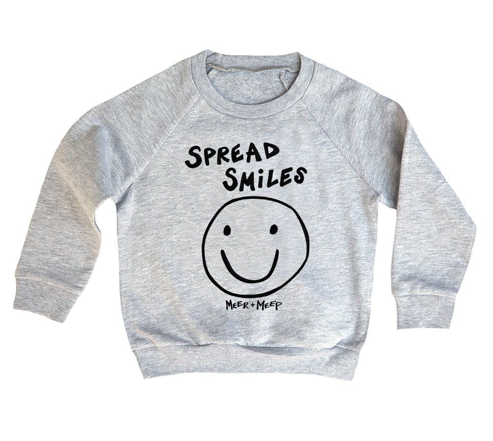 Image of SPREAD SMILES SWEATSHIRT